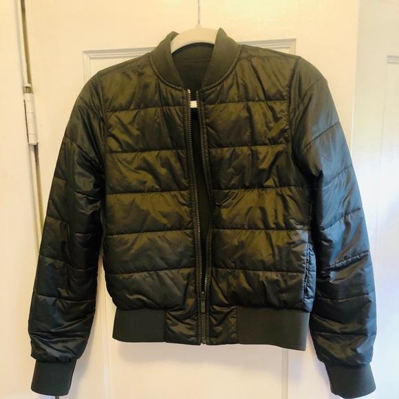 lululemon athletica Jackets & Blazers - Lululemon Bomber Jacket